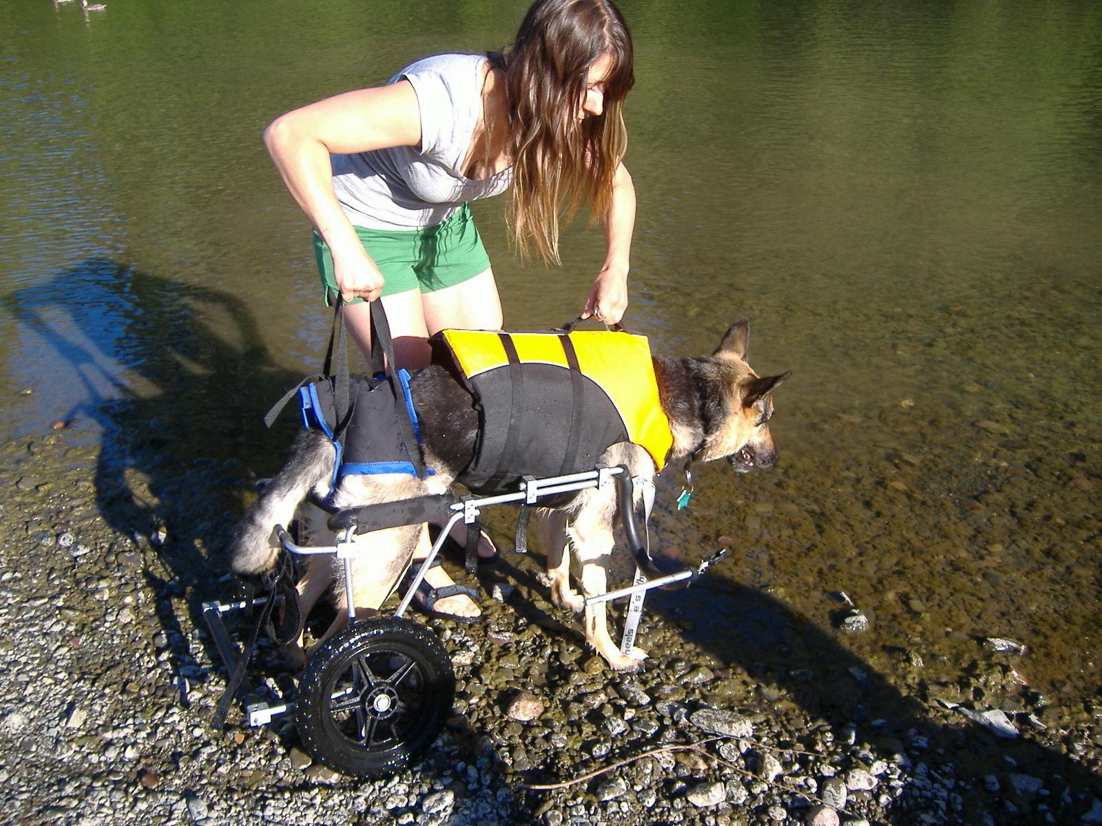 River Swimming - Alec's Story